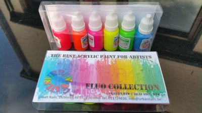 Fluo Paint Collection