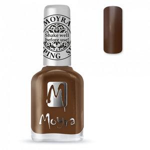 MOYRA STAMPING SP13 Dark Brown