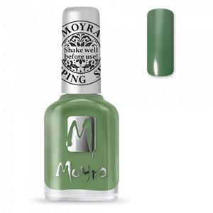 MOYRA STAMPING SP14 Dark  Green